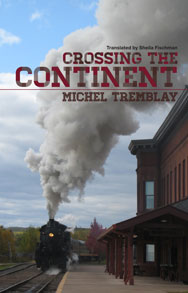 Crossing the Continent cover