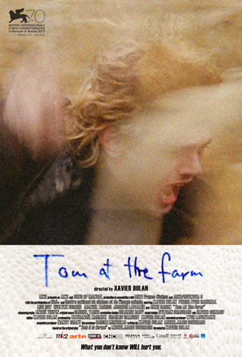 [image: poster for the film Tom at the Farm]