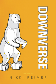 DOWNVERSE cover