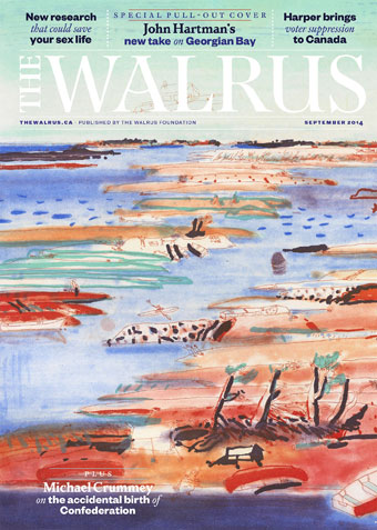 [image: The Walrus magazine, September 2014 issue]
