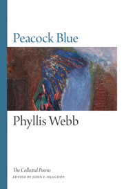 Peacock Blue cover