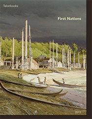 [image: Talonbooks 2015-2016 First Nations catalogue]