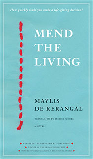 [Mend the Living cover image]