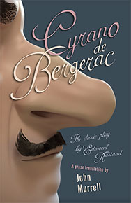 [cover of Cyrano de Bergerac, new-format reprint]