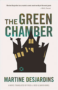 [The Green Chamber cover]