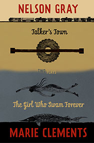 [Talker's Town and The Girl Who Swam Forever cover]