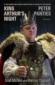 [King Arthur's Night and Peter Panties cover]
