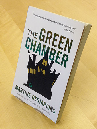 [The Green Chamber book]