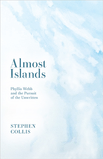 Book cover: Almost Islands by Stephen Collis.