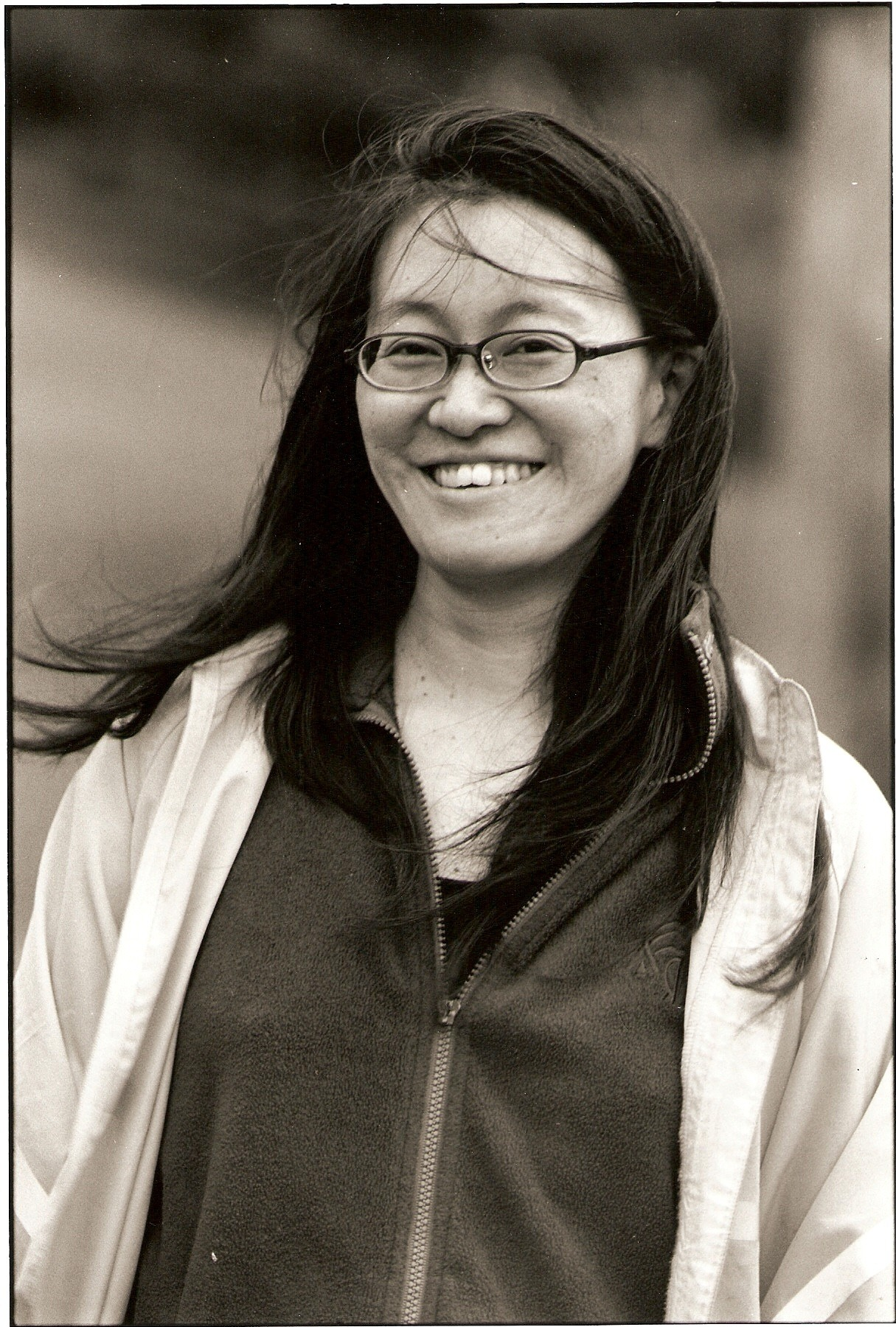 Author photo of Rita Wong.