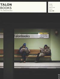 Talonbooks Fall 2019 Catalogue