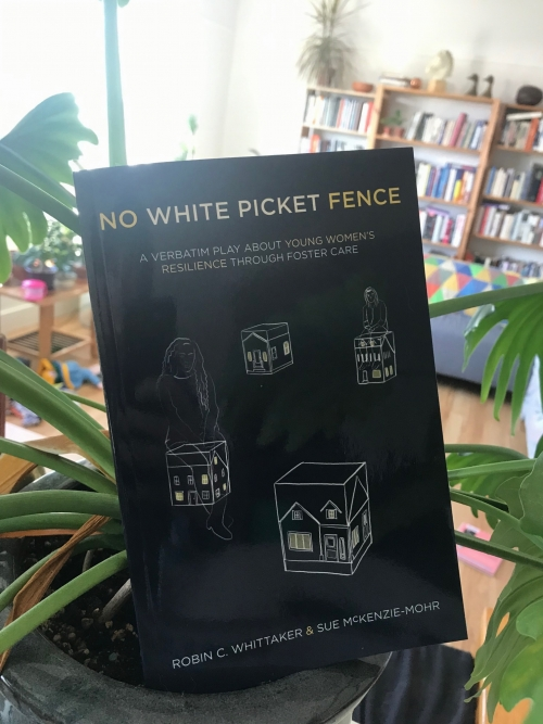 Cover of No White Picket Fence