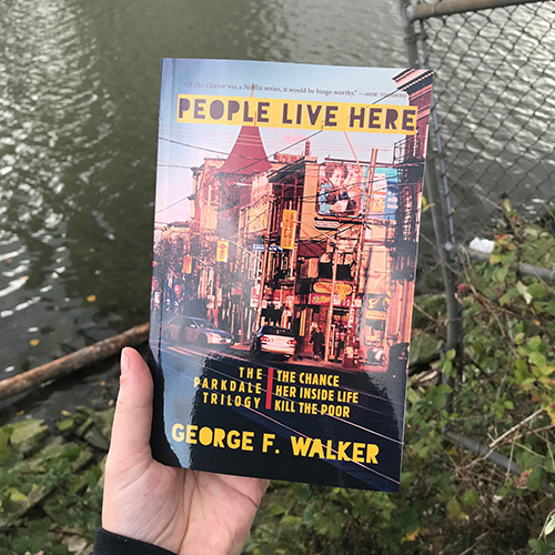 Cover of George F. Walker's People Live Here.