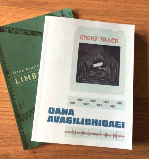 Covers of Eight Track and Limbinal