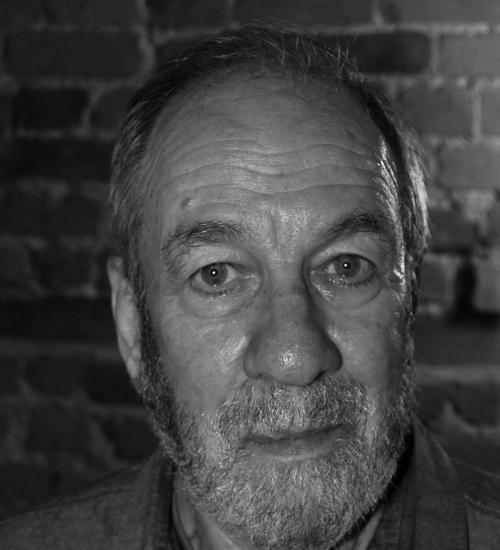 Author photo of Donald Winkler.