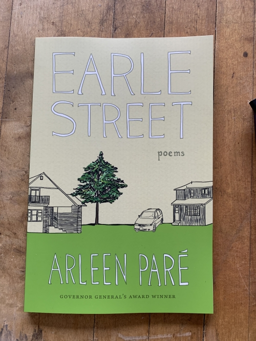 Cover of Earle Street.