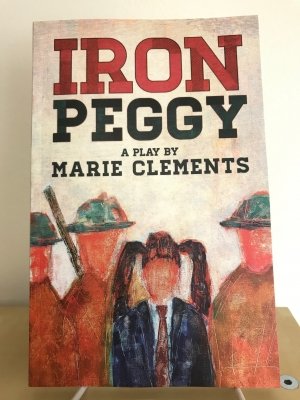 Cover of Iron Peggy