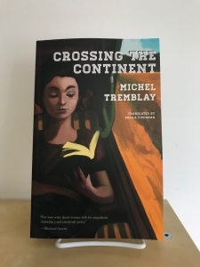 Cover of Crossing the Continent.