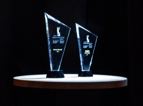 Siminovitch Prize awards.