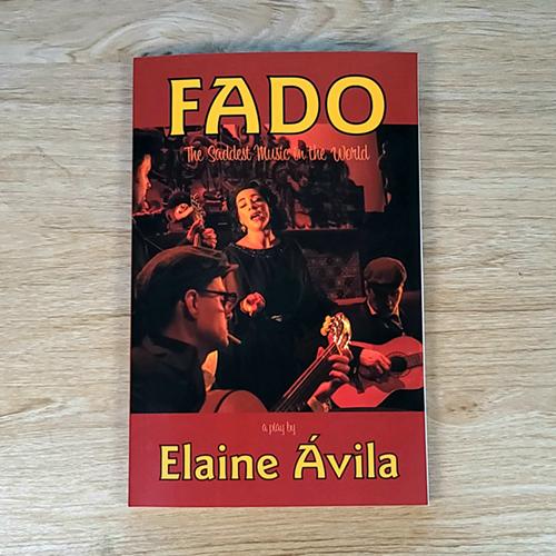 Cover of Fado.