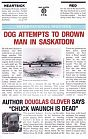 Dog Attempts to Drown Man in Saskatoon