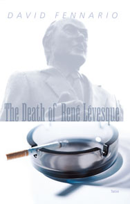 The Death of René Lévesque cover