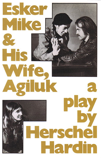 Esker Mike and His Wife, AgilukFront Cover