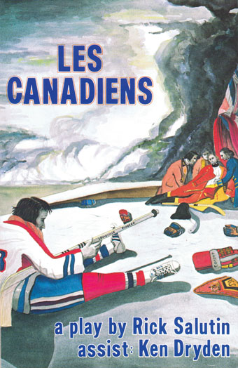 Les CanadiensFront Cover