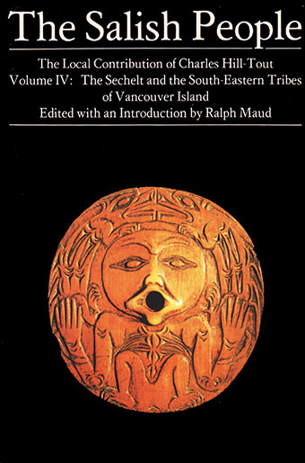 The Salish People: Volume IVFront Cover
