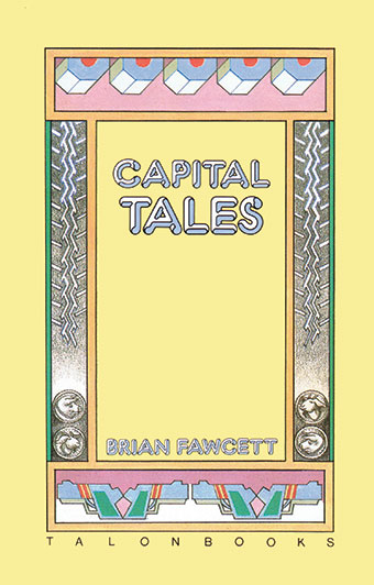 Capital TalesFront Cover