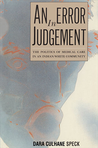 An Error in JudgementFront Cover