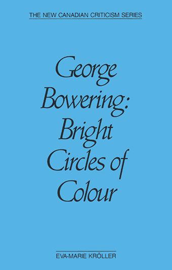 George BoweringFront Cover