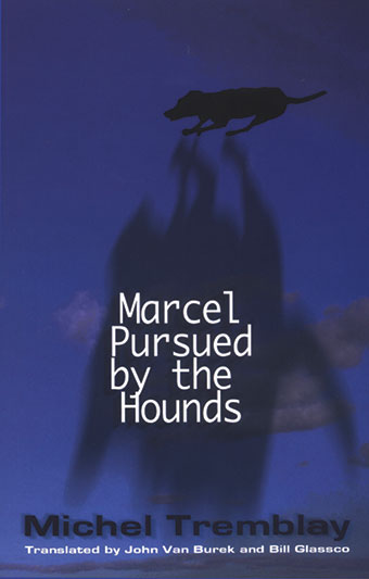 Marcel Pursued by the HoundsFront Cover