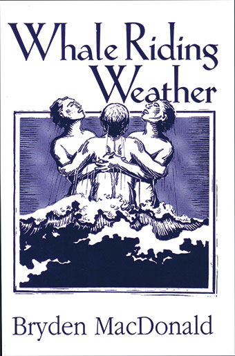 Whale Riding WeatherFront Cover