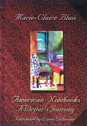 American NotebooksFront Cover