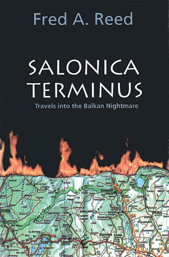 Salonica TerminusFront Cover