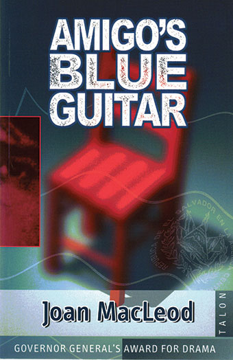 Amigo's Blue GuitarFront Cover