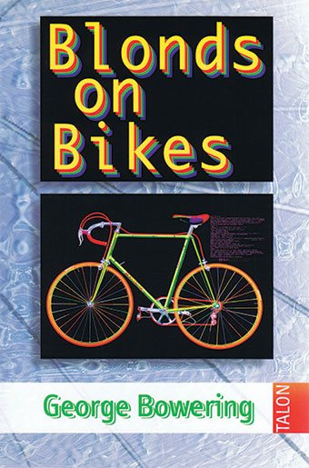 Blonds on BikesFront Cover