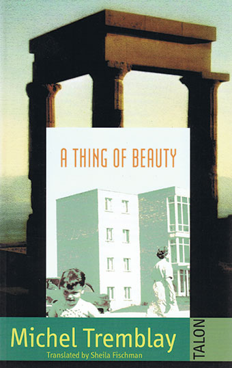 A Thing of BeautyFront Cover