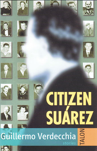 Citizen SuárezFront Cover