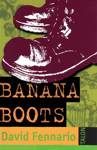 Banana BootsFront Cover