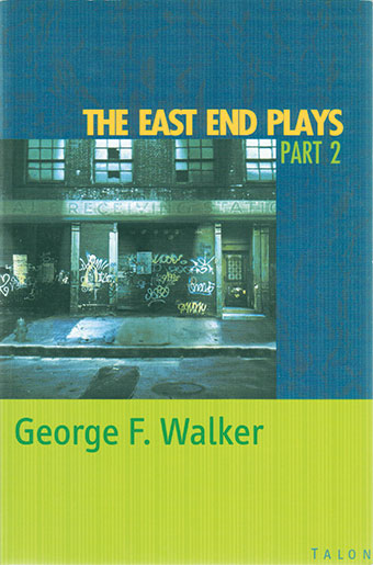 The East End Plays: Part 2Front Cover