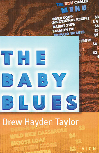 The Baby BluesFront Cover