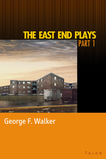 The East End Plays: Part 1Front Cover