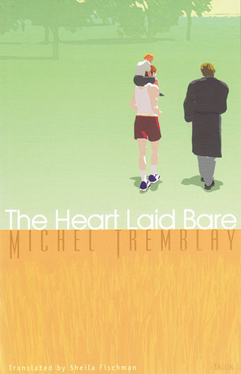 The Heart Laid BareFront Cover
