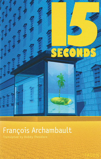 15 SecondsFront Cover