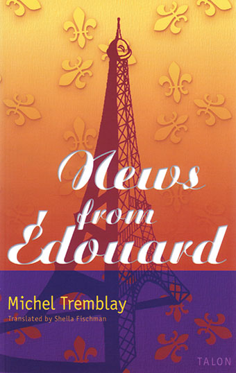 News from ÉdouardFront Cover