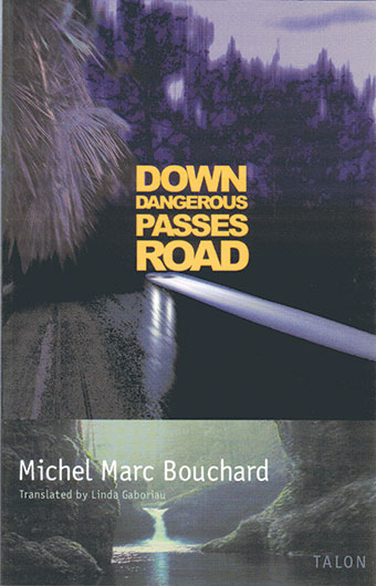 Down Dangerous Passes RoadFront Cover