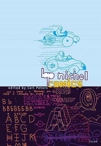 bpNichol ComicsFront Cover
