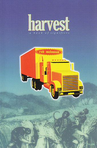 harvestFront Cover